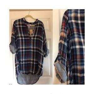 Dresses & Skirts - Flannel dress